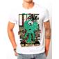 Transfer sublimático para camiseta Radical 001460