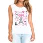 Transfer sublimático para camiseta Feminina 002397