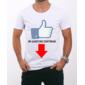 Transfer sublimático para camiseta Engraçada 000515