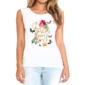Transfer sublimático para camiseta Feminina 004253