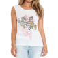 Transfer sublimático para camiseta Feminina 000614