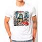 Transfer sublimático para camiseta Carros/Motos 002899