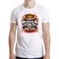 Transfer sublimático para camiseta Caveiras 003711