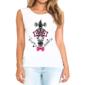 Transfer sublimático para camiseta Feminina 002496