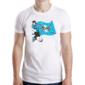 Transfer sublimático para camiseta Times 004790