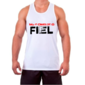 Transfer sublimático para camiseta Fitness 000775