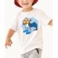 Transfer sublimático para camiseta Heróis Baby 004305