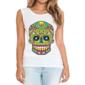 Transfer sublimático para camiseta Caveira Mexicana 002054