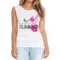 Transfer sublimático para camiseta Feminina 000655