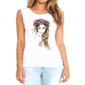 Transfer sublimático para camiseta Feminina 004226