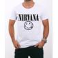 Transfer sublimático para camiseta Nirvana 000293