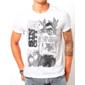 Transfer sublimático para camiseta Radical 001491