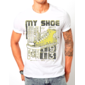 Transfer sublimático para camiseta Radical 001421