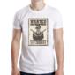 Transfer sublimático para camiseta Caveiras 003723