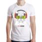 Transfer sublimático para camiseta Animal Hipster 003450