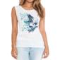 Transfer sublimático para camiseta Feminina 000658