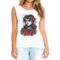 Transfer sublimático para camiseta Feminina 002827