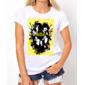 Transfer sublimático para camiseta The Beatles 000314