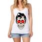 Transfer sublimático para camiseta Caveira Mexicana 000095