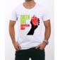 Transfer sublimático para camiseta Green Day 000226