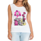 Transfer sublimático para camiseta Feminina 000550