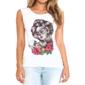 Transfer sublimático para camiseta Feminina 004865