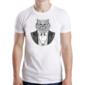 Transfer sublimático para camiseta Animal Hipster 003562
