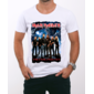 Transfer sublimático para camiseta Iron Maiden 000240
