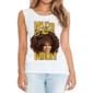 Transfer sublimático para camiseta Feminina 001938
