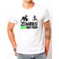 Transfer sublimático para camiseta Zombies 001907