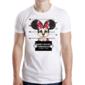 Transfer sublimático para camiseta Dark 003278