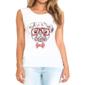 Transfer sublimático para camiseta Feminina 002321