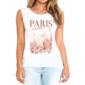 Transfer sublimático para camiseta Feminina 002710
