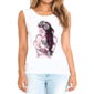 Transfer sublimático para camiseta Feminina 002399