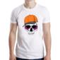 Transfer sublimático para camiseta Caveiras 003712