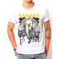 Transfer sublimático para camiseta Radical 001416