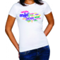 Transfer sublimático para camiseta Dia das Mães 000139