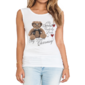 Transfer sublimático para camiseta Feminina 000556