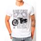 Transfer sublimático para camiseta Radical 001406