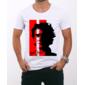 Transfer sublimático para camiseta Ayrton Senna 001273