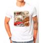 Transfer sublimático para camiseta Carros/Motos 002897