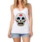 Transfer sublimático para camiseta Caveira Mexicana 000101