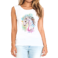 Transfer sublimático para camiseta Feminina 004143