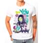 Transfer sublimático para camiseta Radical 001473