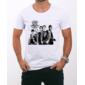 Transfer sublimático para camiseta Avenged Sevenfold 000174