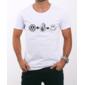 Transfer sublimático para camiseta Engraçada 000500