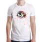 Transfer sublimático para camiseta Abstrata 003603