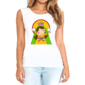 Transfer sublimático para camiseta Santos 004408