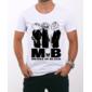 Transfer sublimático para camiseta Engraçada 000489