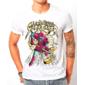 Transfer sublimático para camiseta Radical 001319